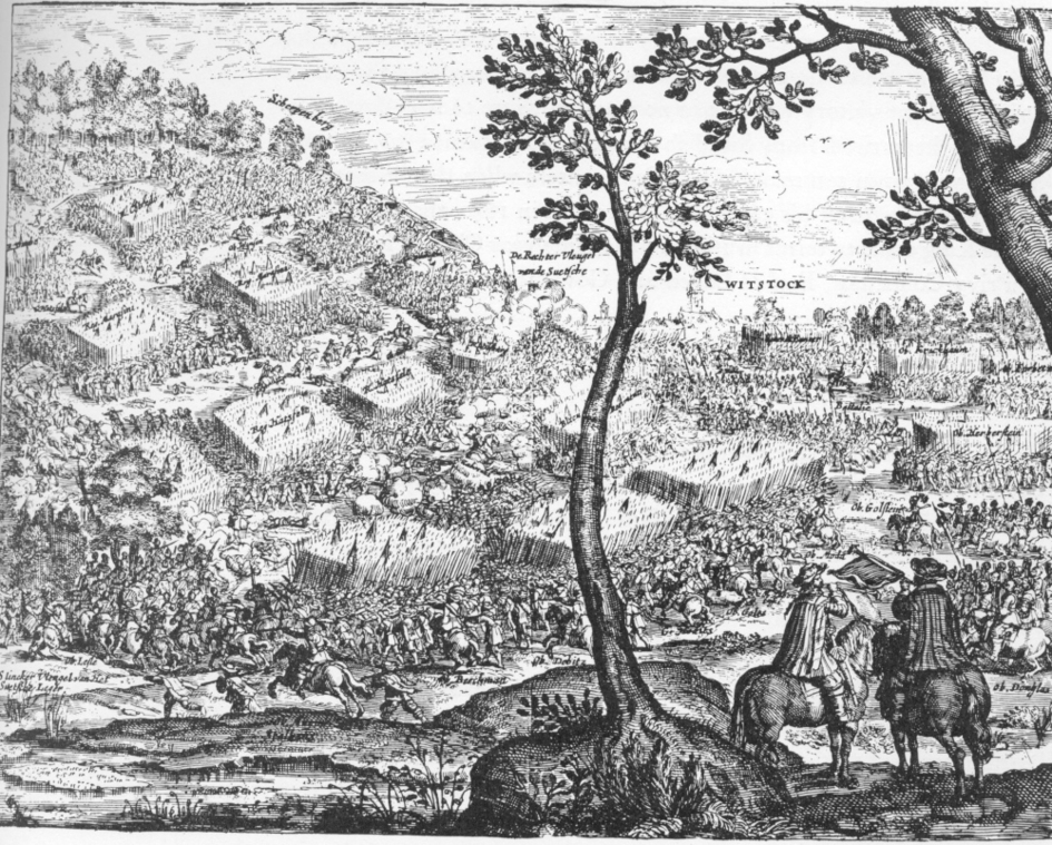 The Battle of Wittstock 1636