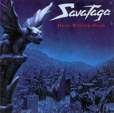 Album cover for Dead Winter Dead