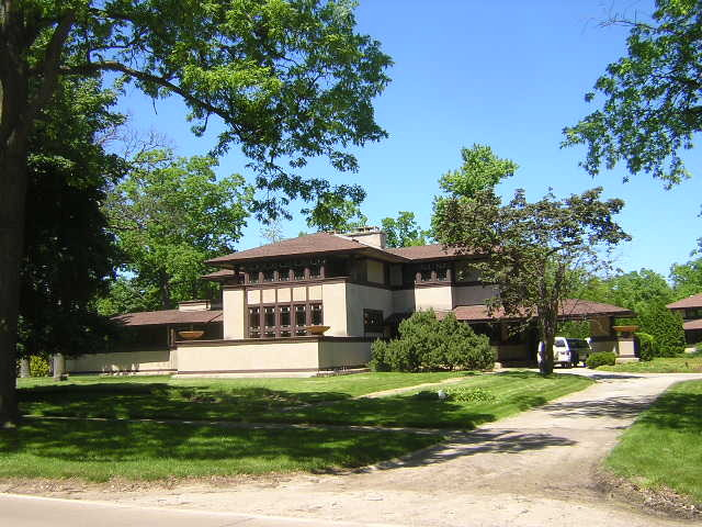 Ward W. Willits House