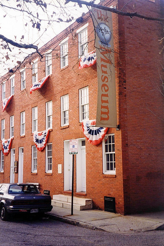 The Babe Ruth Birthplace Museum is located three blocks west of Oriole Park at Camden Yards at 216 Emory Street.