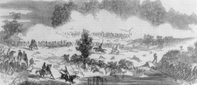 Rappahannock Station skirmish: Freeman's Ford