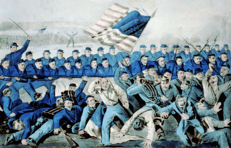 The Battle of Malvern Hill