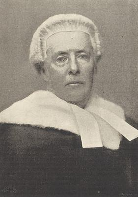 Sir Alfred Wills, Judge in Oscar Wilde's second criminal trial