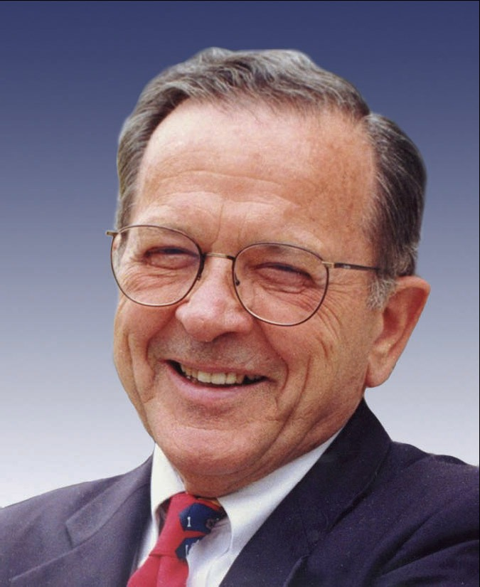 Photograph of United States Senator Ted Stevens