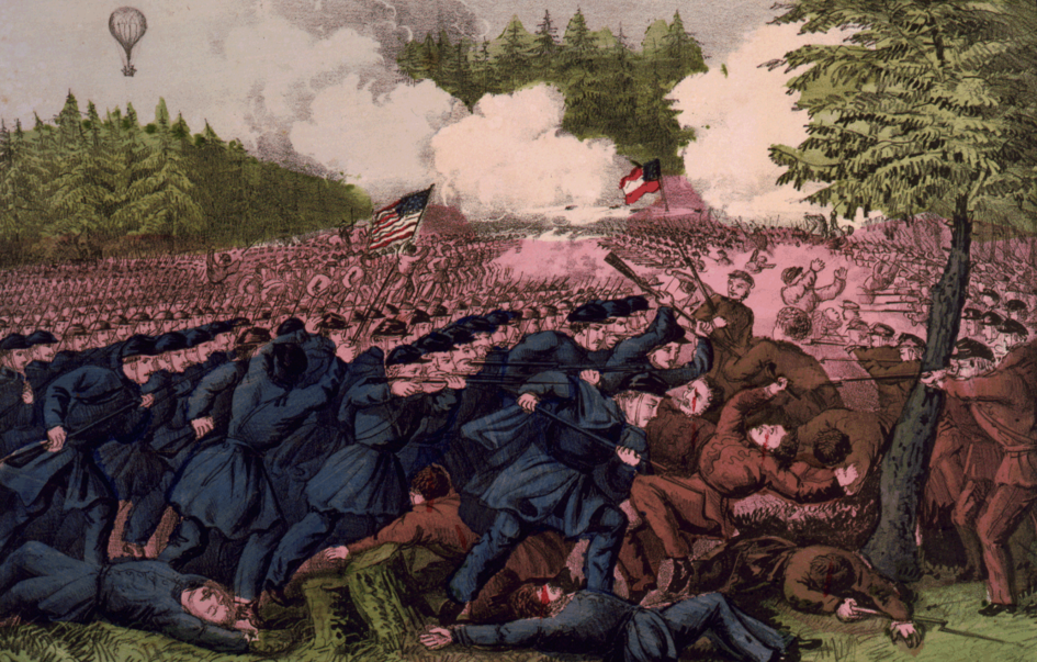 Battle of Seven Pines, or Fair Oaks
