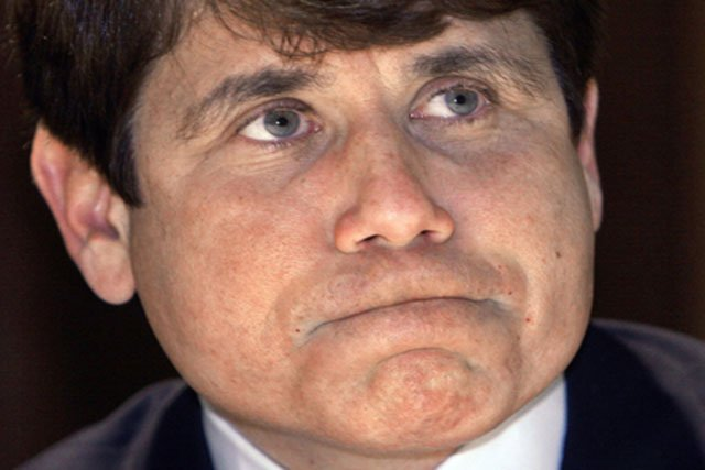 The egocentric former governor of Illinois, Rod Blagojevich, has a new identity: He will officially be federal inmate 40892-424.