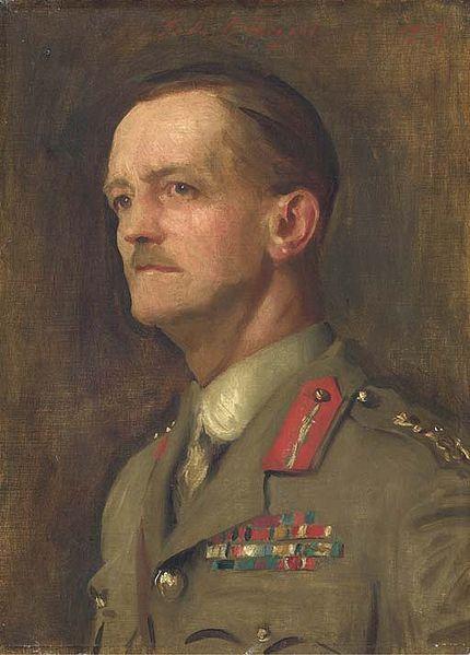 Charles Macpherson Dobell,  Major General, Royal Welch Fusiliers of the British Army