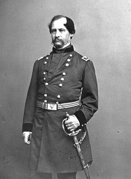 David Hunter, Union Army, Brevet Major General