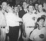 1940 World Series Celebration