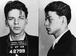 Frank Sinatra  Charges: Seduction and adulter