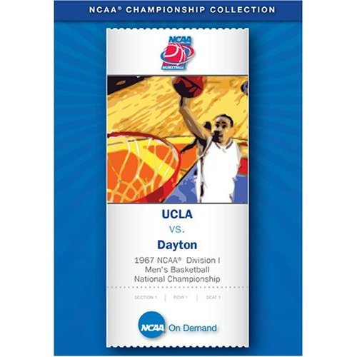 1967 NCAA Division I Men's Basketball National Championship - UCLA vs. Dayton