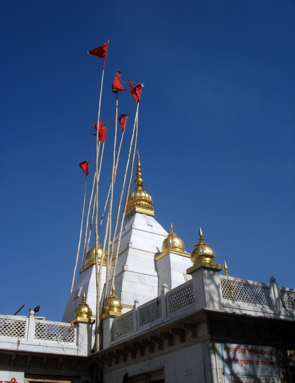Photo of the Naina Devi Temple