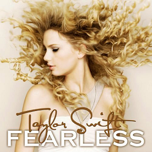 """Fearless"" Album Cover"