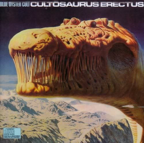 Album cover for Cultösaurus Erectus