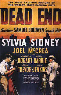 """Dead End"" Movie Poster"