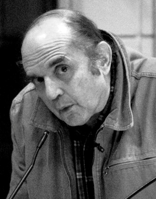 Photograph of Harvey Pekar