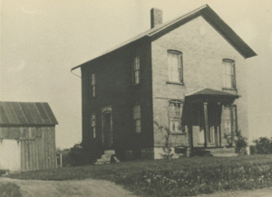 Harriet Tubman's home in Auburn, one of several New York sites considered for official designation in the Harriet Tubman Special Resource Study.