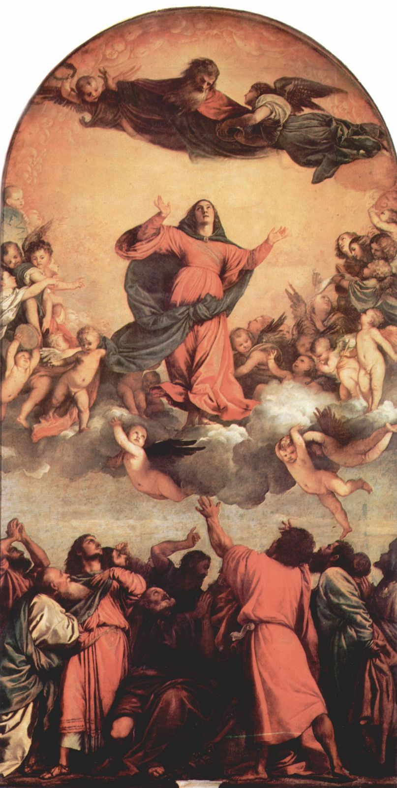 Assumption of the Virgin