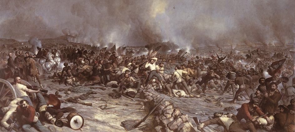 Battle Of Gettysburg Stock Photos & Battle Of Gettysburg Stock Images ...