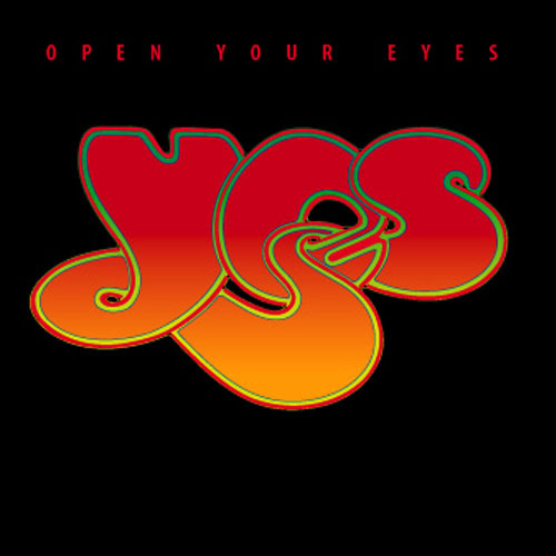 Album cover for Open Your Eyes