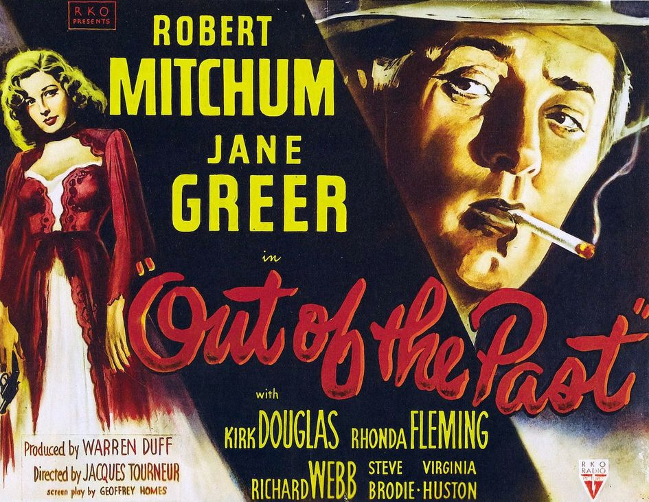 Out of the Past one sheet