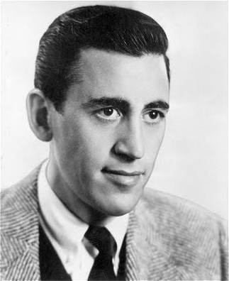 Photograph of J.D. Salinger from 1951