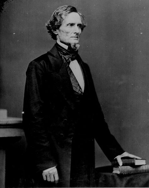 Jefferson Davis, Secretary of War
