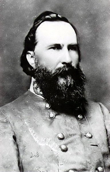 James Longstreet, CSA Lieutenant General