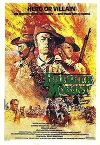 """Breaker Morant"" Movie Poster"